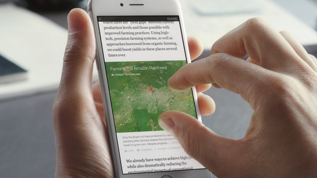 Read more about the article Facebook Instant Articles – Should you be using them?