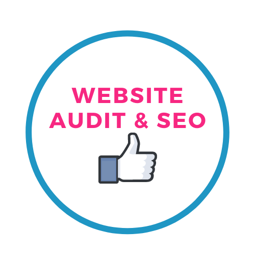 Website Audit & SEO Product Image