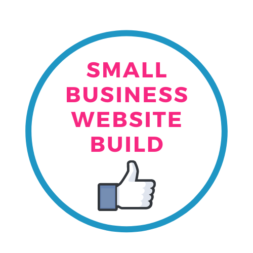 small business website build